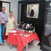 Langleys interiors and Barrica wines open evening.
