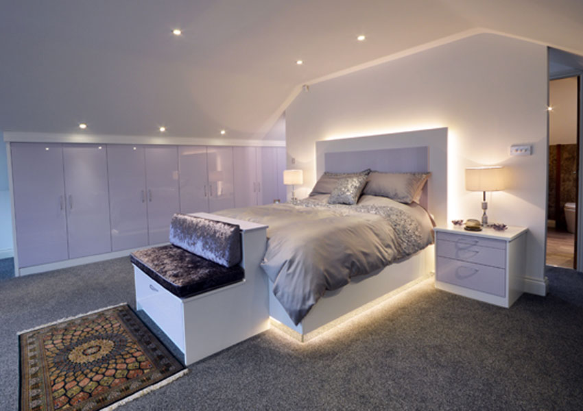 Fabulous Fitted Bedroom Ups The Glamour Stakes