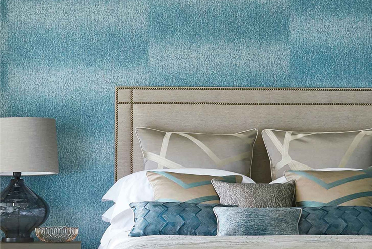 Bespoke soft furnishings and custom made headboards and upholstery