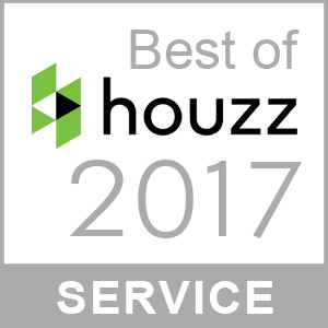 Langley Interiors awarded best of houzz 2017 for service